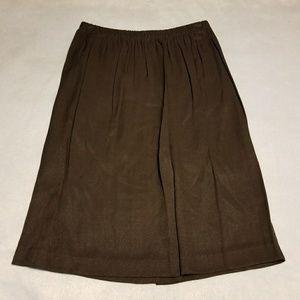 Dresses & Skirts - Plus Women's Midi Skirt